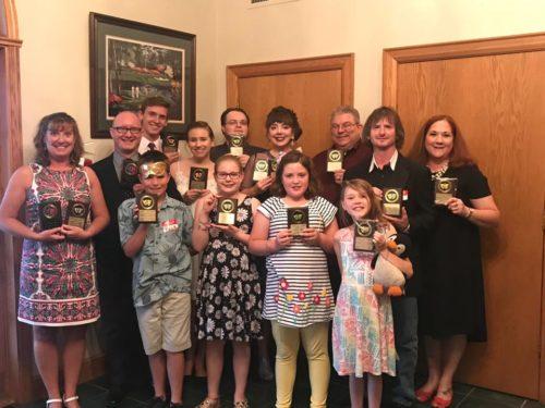 1718 award winners
